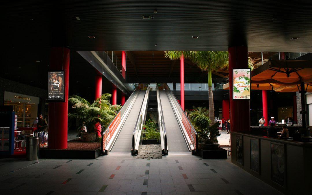 Convenio con el Centro Comercial SIAM MALL